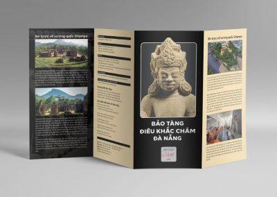Cham Museum Brochure 2018