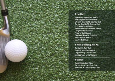 Indochina Golf Tour Brochure